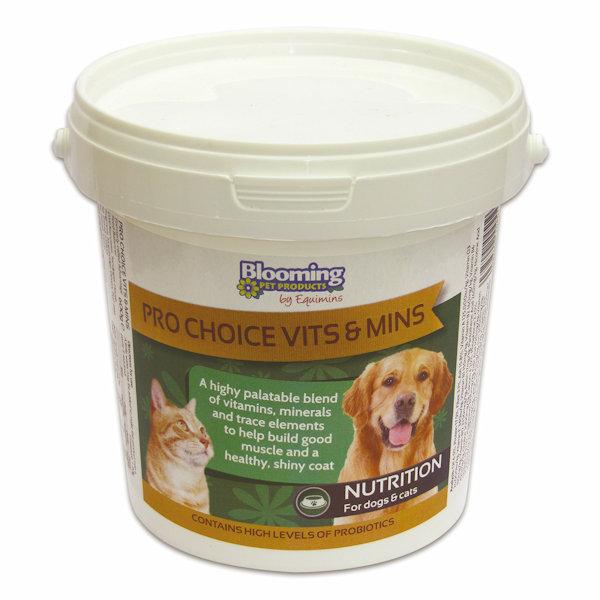 Pro Choice komplex vitamin kutyáknak és macskáknak